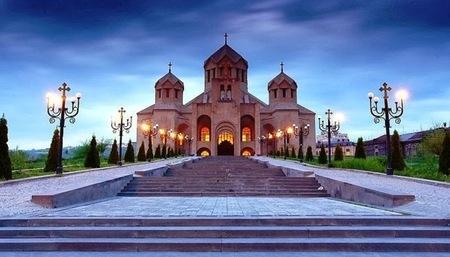 Тур «ПО ЛУЧШИМ МЕСТАМ АРМЕНИИ»  6 дней / 5 ночей