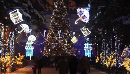 "Новогодний Тур ""ТАНЦУЮТ ВСЕ!"" 5 дней / 4 ночи 30.12-03.01"