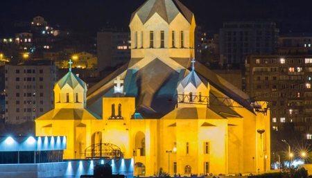 Тур «ВСТРЕЧА С АРМЕНИЕЙ» 6 дней / 5 ночей